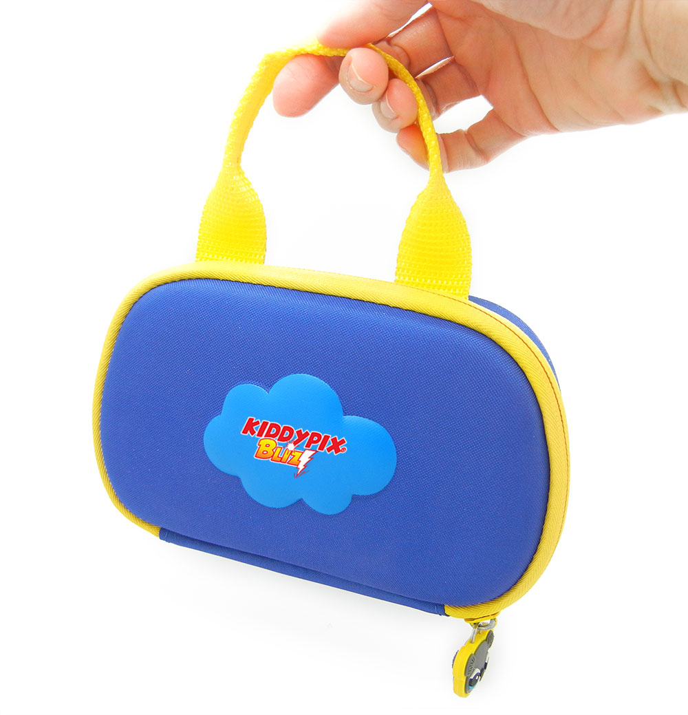 Kiddypix Blizz Blue Tasche