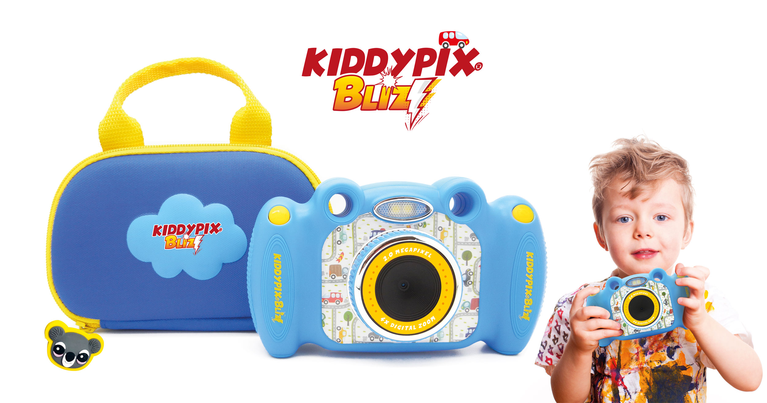 Kiddypix Blizz Blue