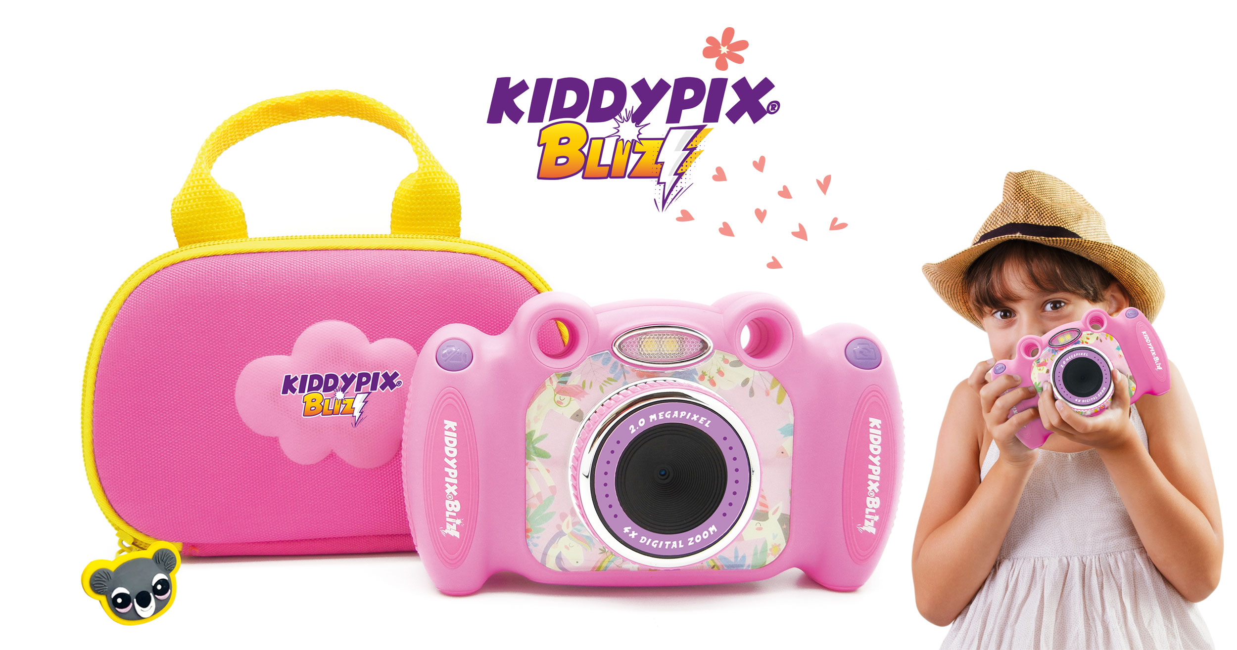 Kiddypix Blizz Pink