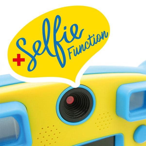Kiddypix Galaxy Selfie Function