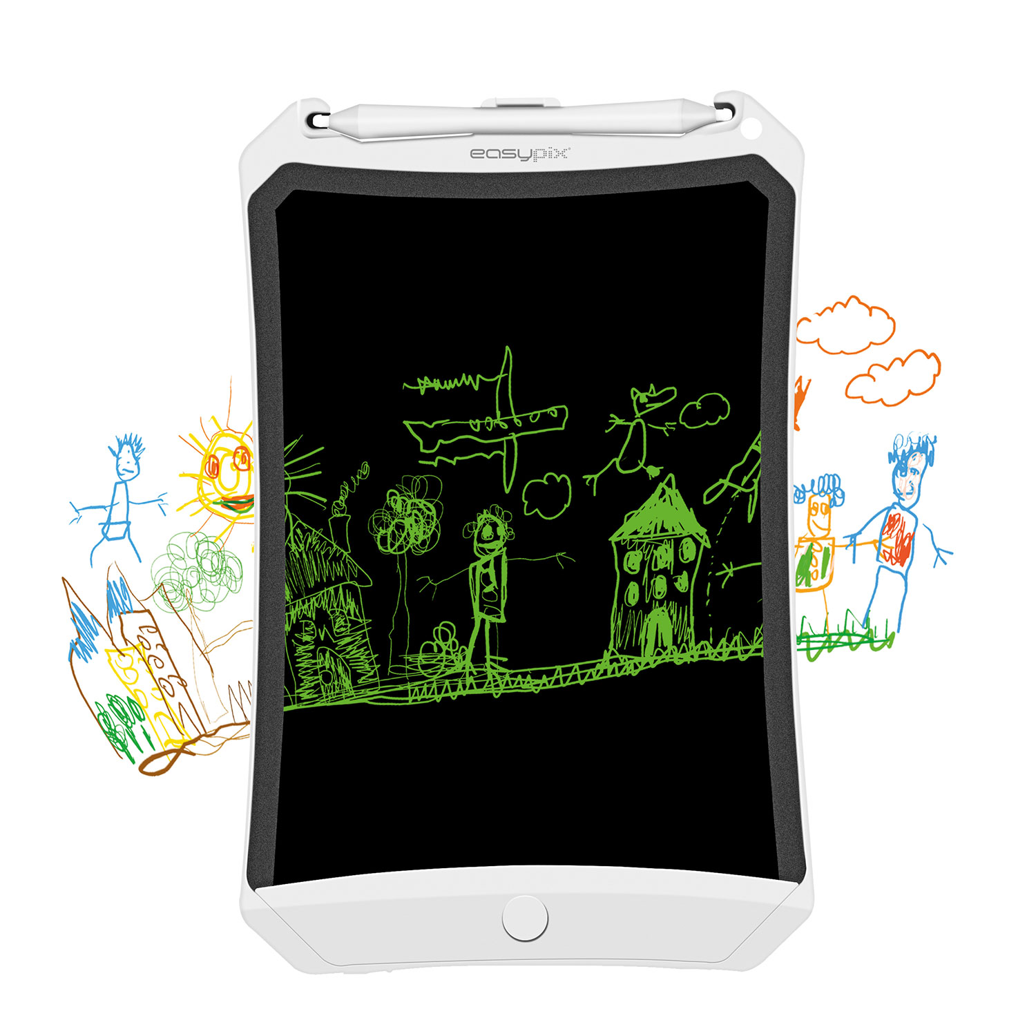 Easypix Kiddypix Magic LCD Board