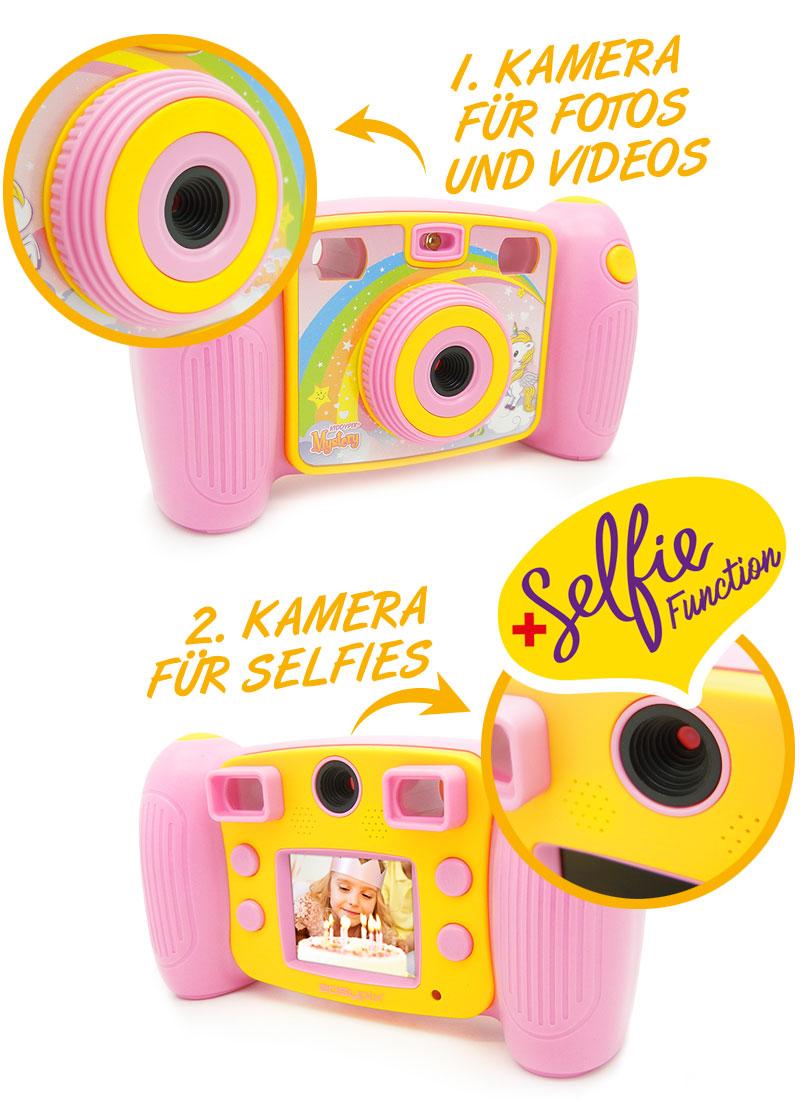Kiddypix Mystery Zwei Kameras