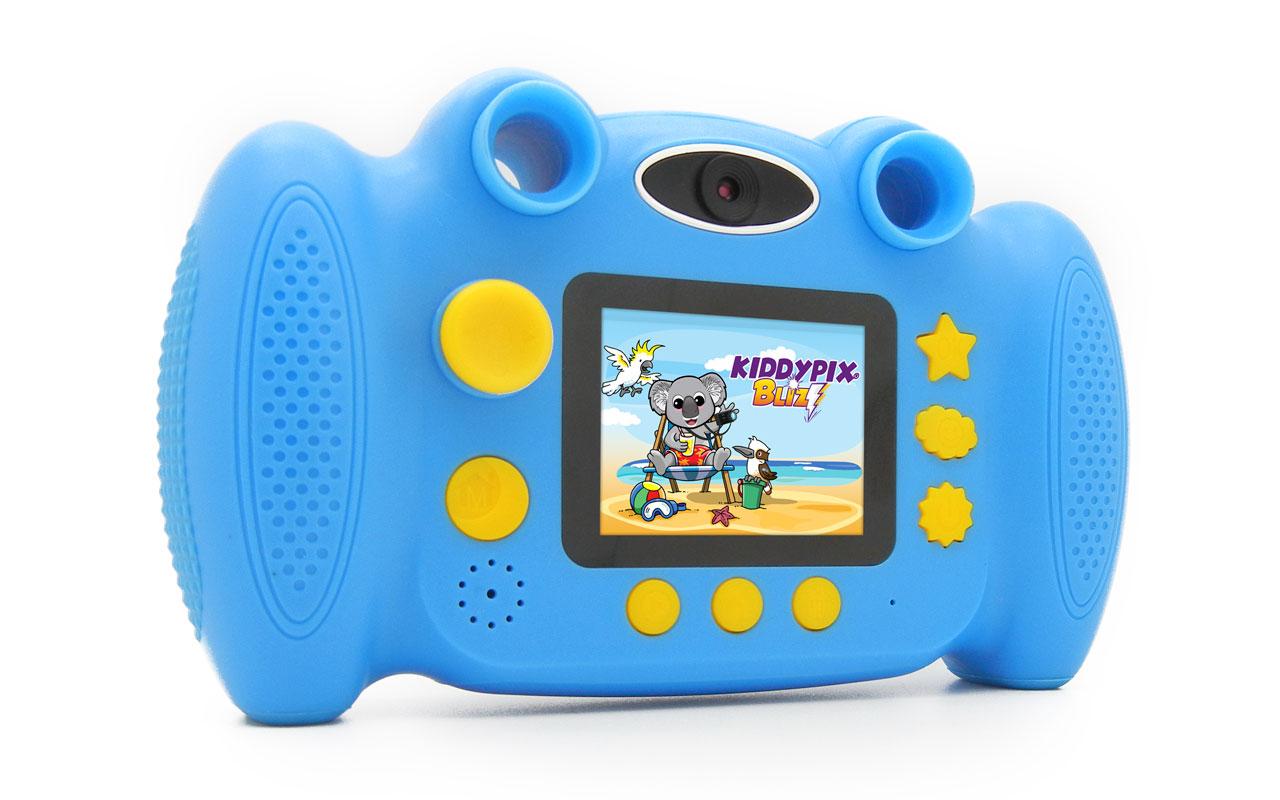 Kiddypix Blizz Blue