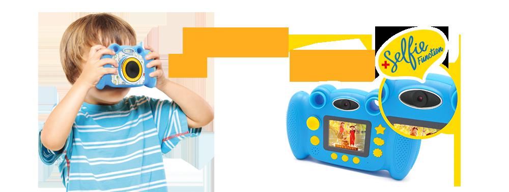 Kiddypix Blizz with two lens