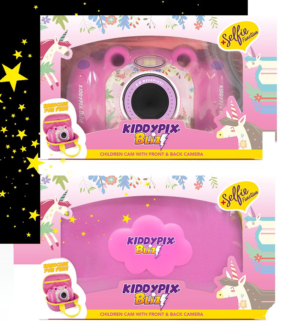 Kiddypix Blizz Verpackung