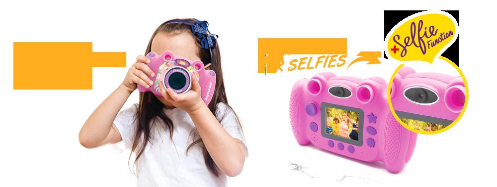 Kiddypix Blizz Zwei Kameras