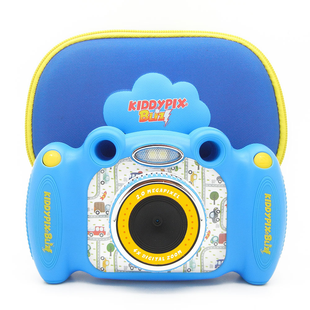Kiddypix Blizz Blau mit Tasche