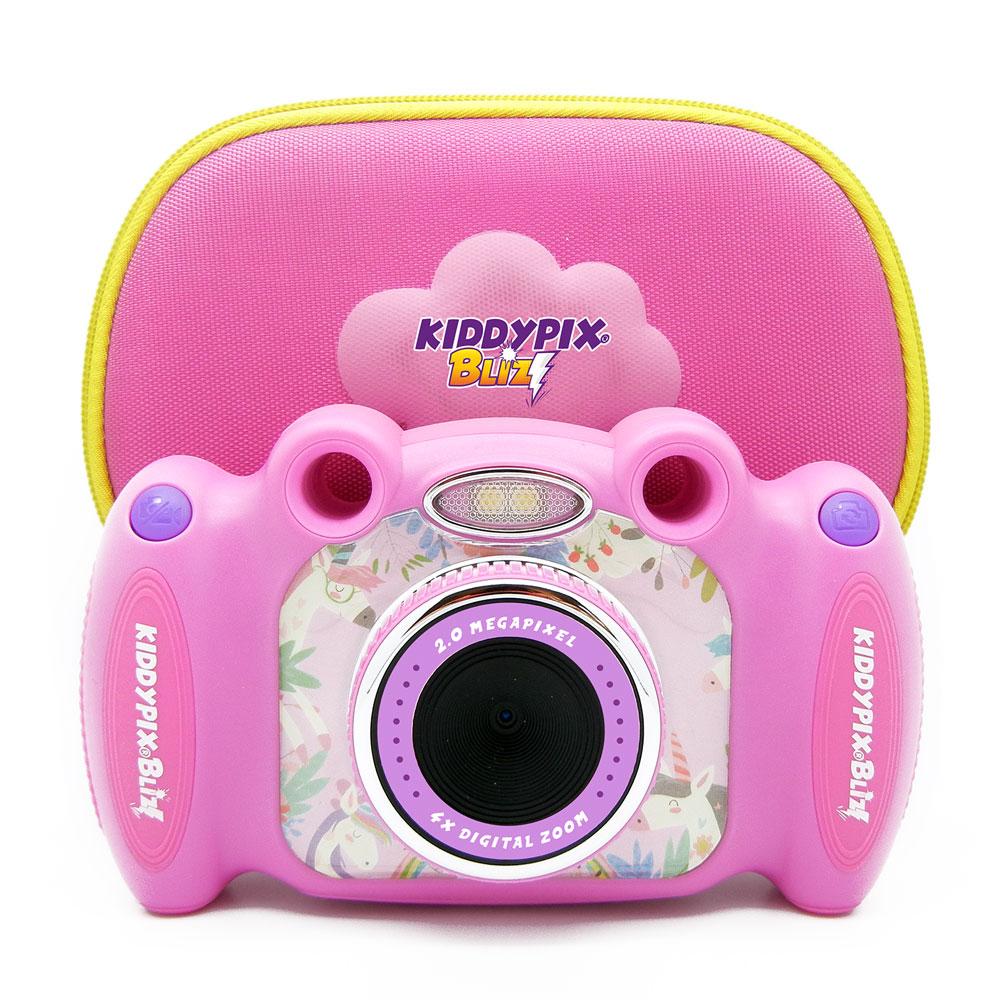 Kiddypix Blizz Pink mit Tasche