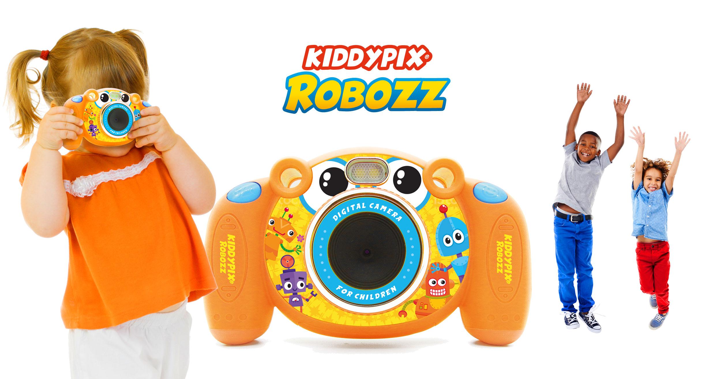 Kiddypix Robozz