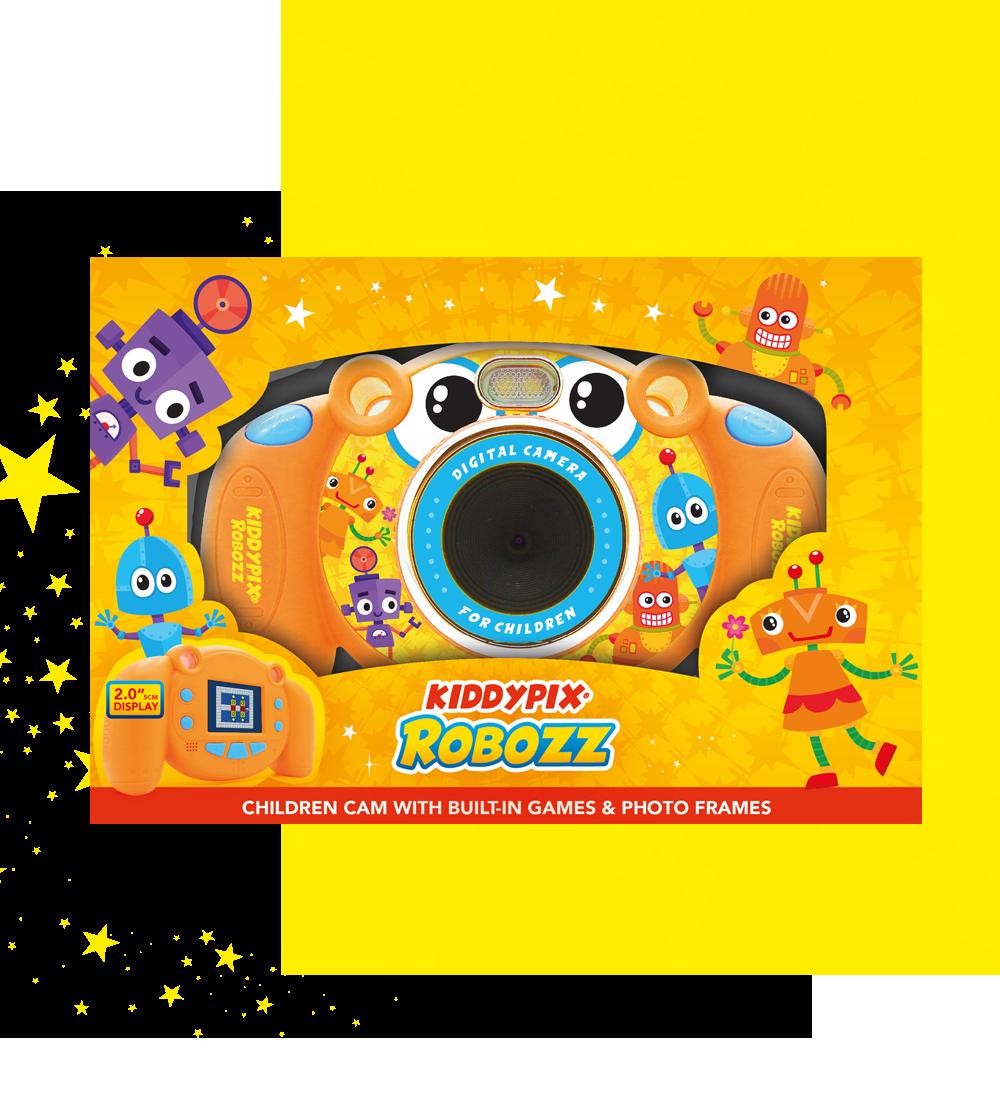 Kiddypix Robozz Box