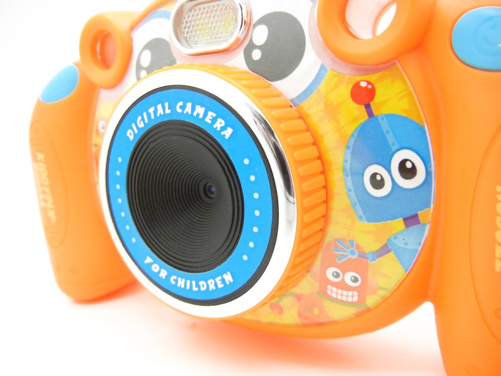 Kiddypix Robozz Lens